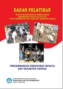 bahan pelatihan pendidikan karakter bangsa